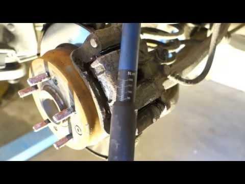How to replace rear brake pads Hyundai and Kia years 2008 to 2015