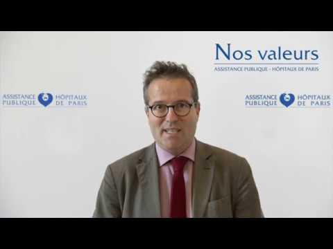 Martin Hirsch - Manifeste des Valeurs de l'AP-HP