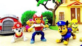 Videos para niños - Videos de juguetes - Juguetes de La Patrulla Canina - Juguetes  para niños