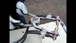 Самодельные клещи для контактной сварки / homemade pincers for contact welding(несколько советов как изготовить самодельные клещи для контактной сварки, несколько важных моментов(нюанс..., 2015-03-01T16:41:23.000Z)
