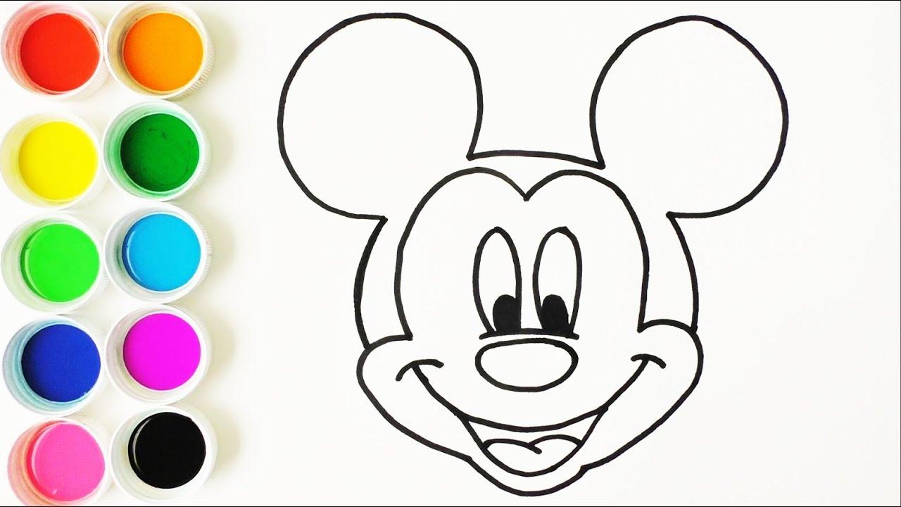 imagenes de mickey mouse para colorear » Full HD MAPS Locations ...