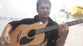 Ngay do xa roi - guitar -  truong viet