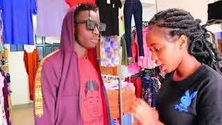 "MCA Tricky -Akifanya shopping ya Usanii ""MAVUMBA"""