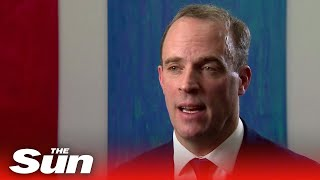 Raab: We are confident we will get the Brexit deal through