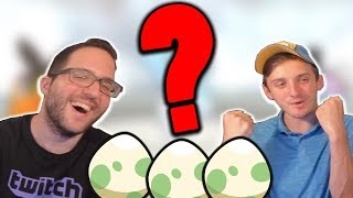 RANDOMIZED STARTERS AGAIN?!   Pokemon X & Y Randomizer Egglocke Co-Op   Part 6