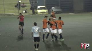 Monterrey FC VS Cimarrones de Tijuana - 4tos Final Liga premier Tijuana Elite - 2017