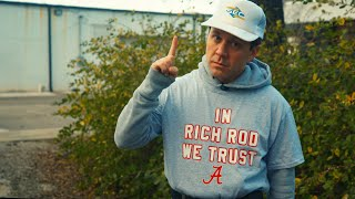 SEC Shorts - Alabama fan still wishes they had hired Rich Rodriguez