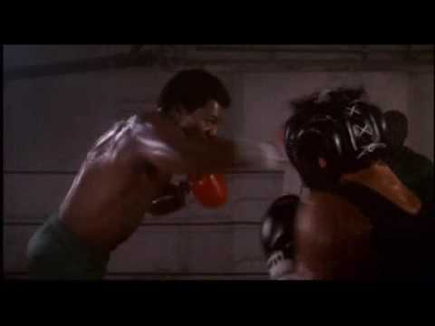 "Rocky III – Apollo Creed – ""There is no tomorrow!"""