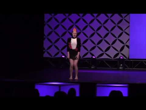 Los Pinguinos - Madeleine McGowan al Theatre Solo 2019