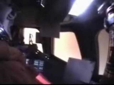 space shuttle reentry cockpit view - photo #6