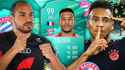 FIFA 20: TOLISSO VS MOAUBA DIE ENTSCHEIDUNG ! 99 PRO PLAYER CARD