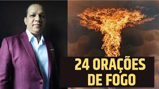 Baixar 24 orações de libertação de fogo - Pastor Izaias dos Santos