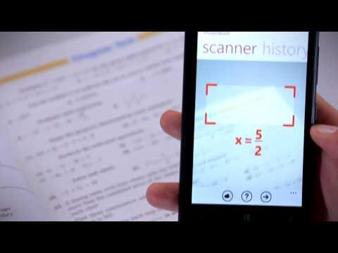 PhotoMath smart camera calculator and PhotoPay created by Jurica