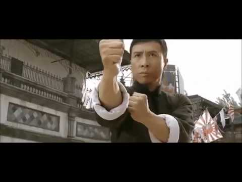 Ip Man (Wing Chun) VS General Miura (Karate)