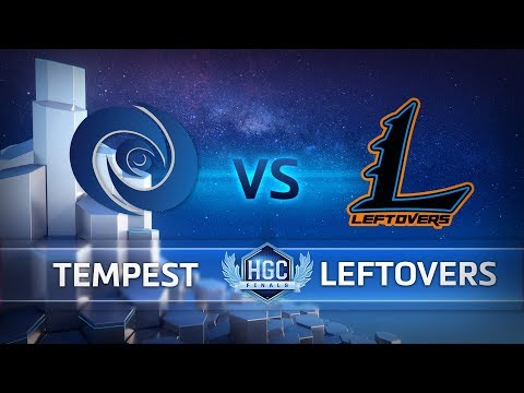 Leftovers vs Tempest vod