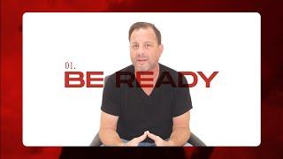 01. Be Ready - BIRTH PANGS