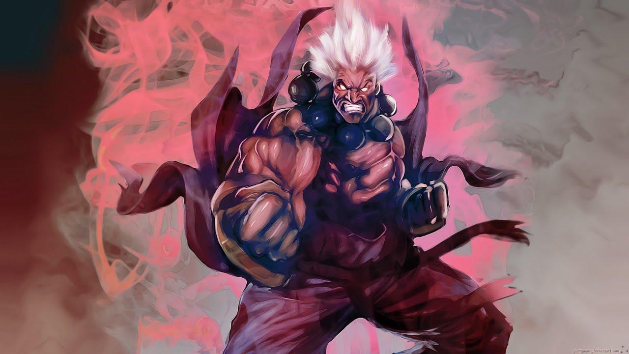 oni vs evil ryu & evil ken #3 - youtube