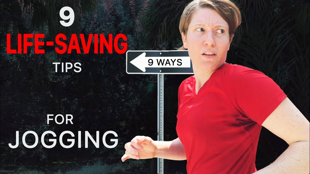 9 Life-Saving Tips for Joggers Safety—Core JKD Runner/Walker Safety