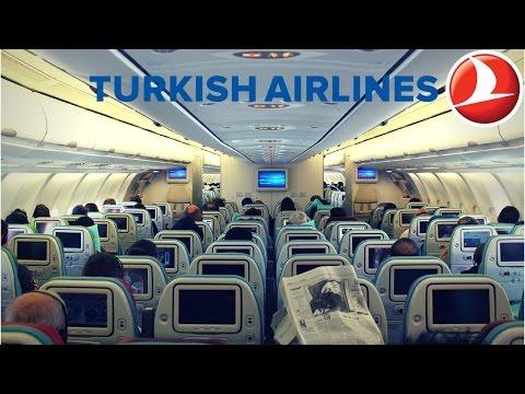 FLIGHT REPORT / TURKISH AIRLINES A330-300 / KIEV - ISTANBUL