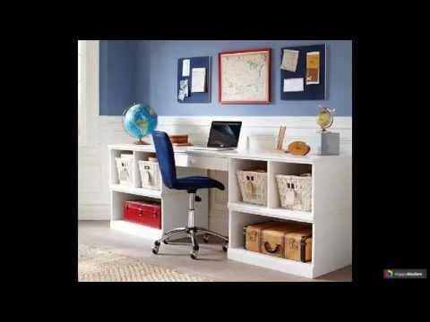 Письменный стол для школьника 75 вариантов