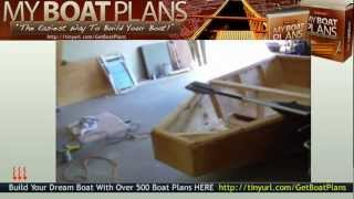 Building Small Boats - Gar Wood Boat Plans