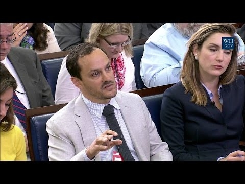 5/11/16: White House Press Briefing