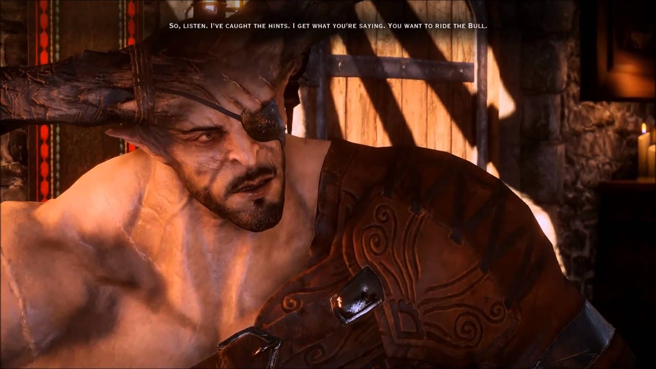 Dragon Age Inquisition - Male Dwarf Romances