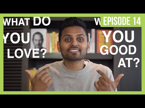 Why We Should Invest In Our Passions | Weekly Wisdom Episode 14