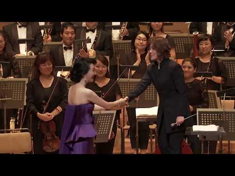 """Seia Lee - Habanera 〜 Mon Coeur s'ouvre a ta voix(Performing for the """"Grace Note 2017"""")"""