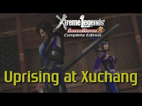 Dynasty Warriors 8 Xtreme Legends | Uprising at Xuchang (Wei Hypothetical Route Ep.3)