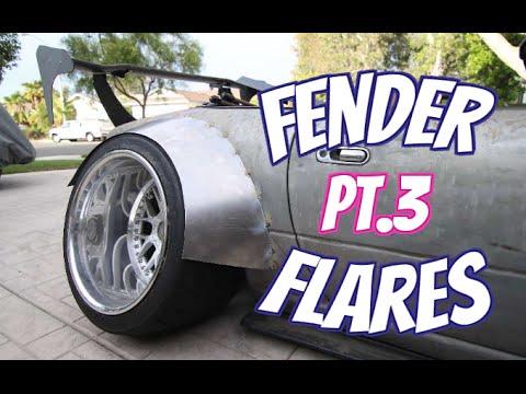 DIY Fender Flares Pt.3 | Almost Done...Kinda