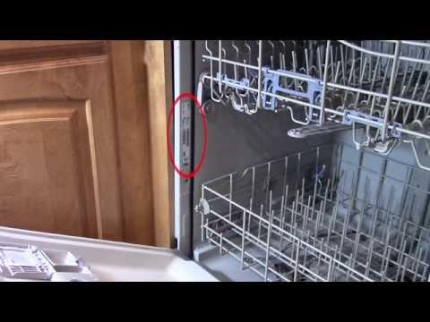 Dishwasher repair youtube - Kitchenaid dishwasher troubleshooting not draining ...