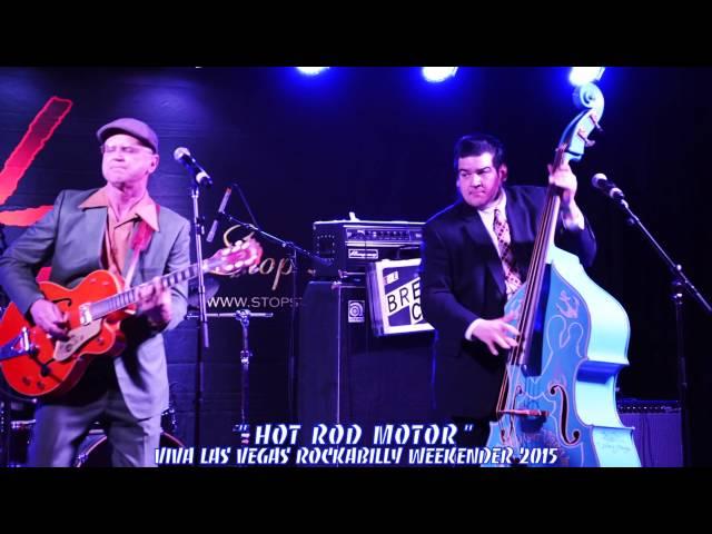 Hot Rod Motor - Viva Las Vegas