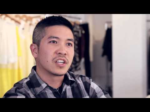 INTERVIEW MAGAZINE: THAKOON
