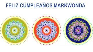 Markwonda   Indian Designs - Happy Birthday