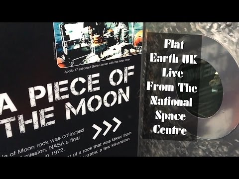 Flat Earth UK LIVE From The National Space Centre