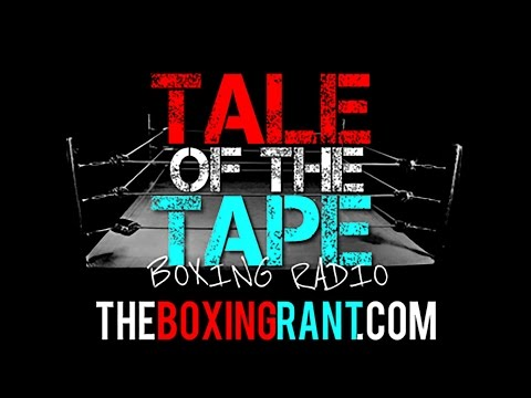 Tale of the Tape Boxing Podcast #75 - Is Floyd Mayweather really retired?