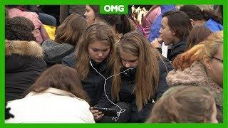 Fans uren in de kou voor het concert van Harry Styles