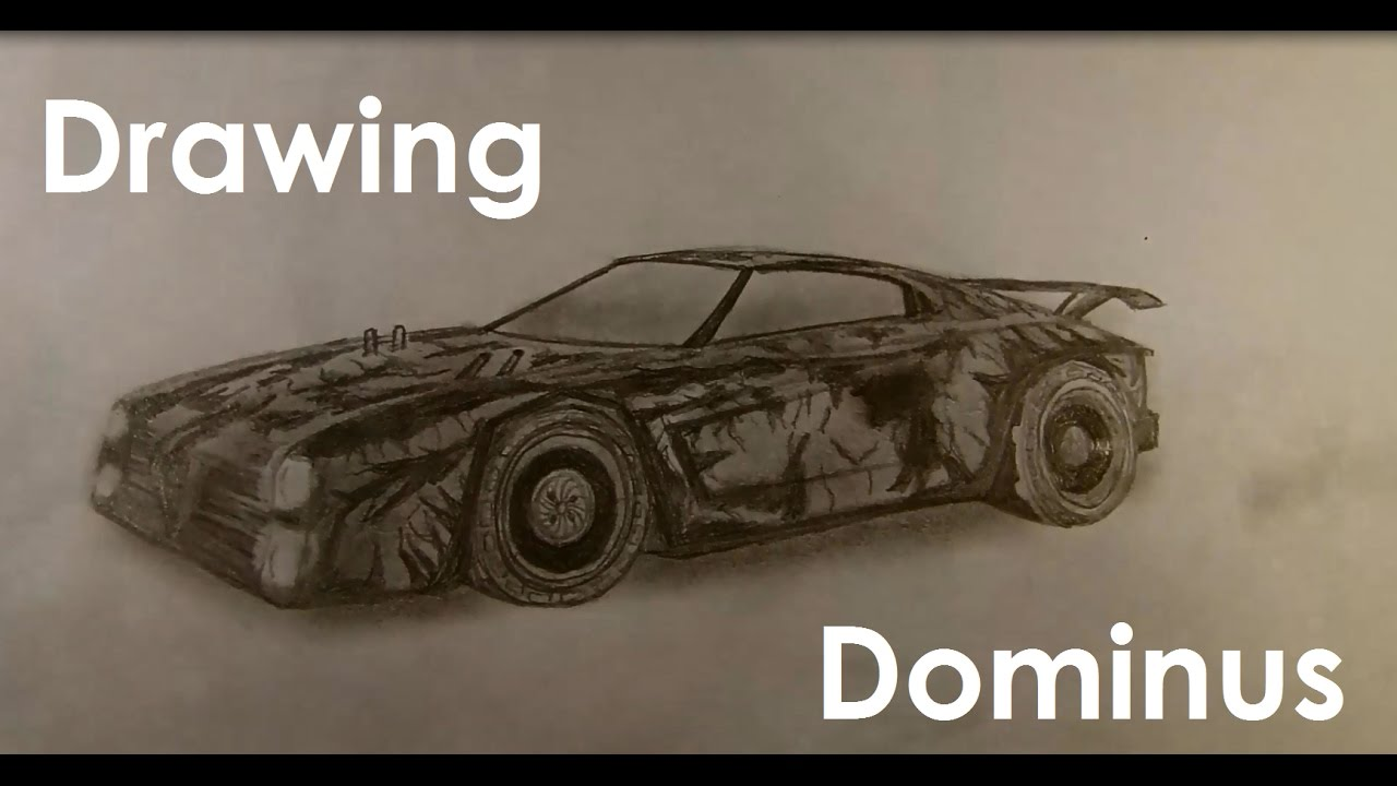 Drawing A Dominus Rocket League Youtube Is one of the car bodies available in rocket league. drawing a dominus rocket league