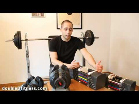 Bowflex vs PowerBlocks Dumbbells Ultimate Review!