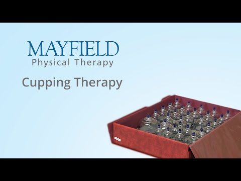 Myofascial Decompression / Cupping - Mayfield Physical Therapy