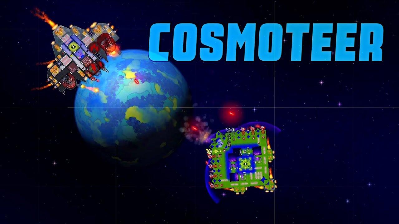 Cosmoteer | Тактика VS Мастерство