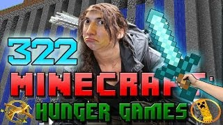 Minecraft: Hunger Games w/Mitch! Game 322 - Diamond Sword!