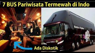 7 BUS Pariwisata Termewah di indonesia