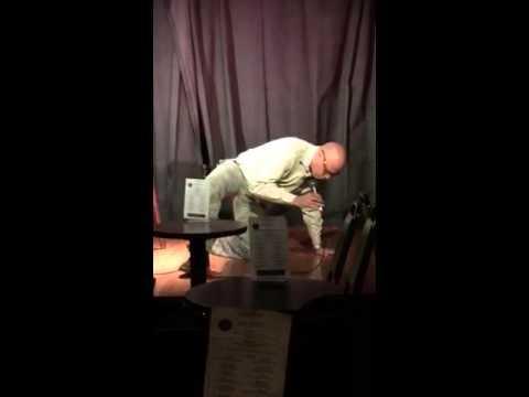 GK Fab @ Broadway Comedy Club 12-7-15