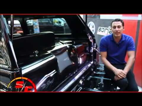 Super Cargado Chevrolet Blazer 72 Youtube