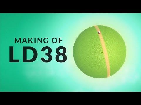 Making of SHRINKING PLANET - Ludum Dare 38