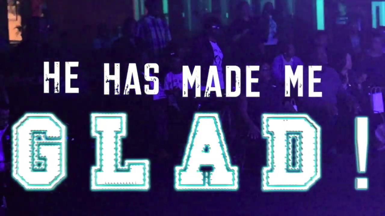 Marcus McFarlin- Glad (OFFICIAL Lyric Video)