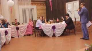 Ода родителям (Тост за родителей на свадьбе)