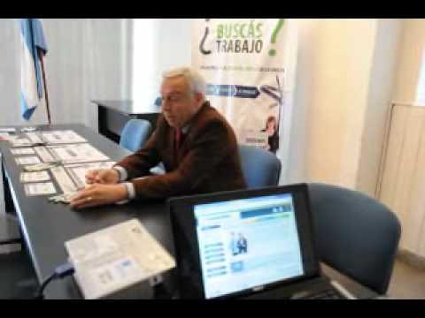 Tassara lanzó un portal web universitario para conseguir el primer empleo